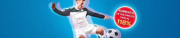 SISAL Matchpoint - I migliori bonus post registrazione scommesse sportive su Bonusvip