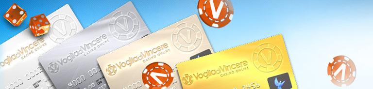 VOGLIA DI VINCERE - I migliori bonus post registrazione casinò di vogliadivincere su Bonusvip