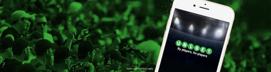 Unibet free bet mobile su Bonusvip