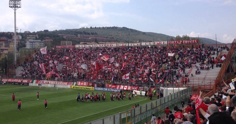 Perugia - La serie B su Bonusvip